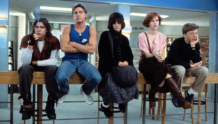 The Breakfast Club film