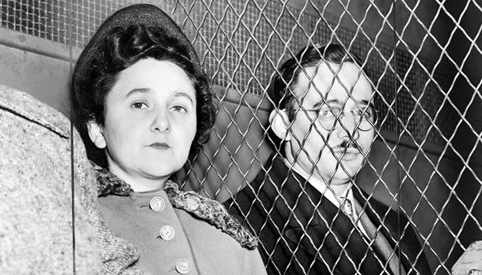 Ethel ve Julius Rosenberg