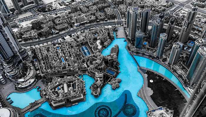 Dubai vergi