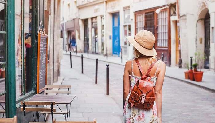 Paris sokak