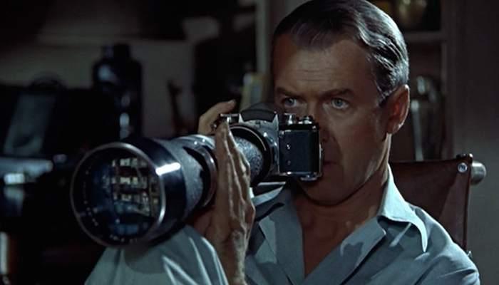 Rear Window film