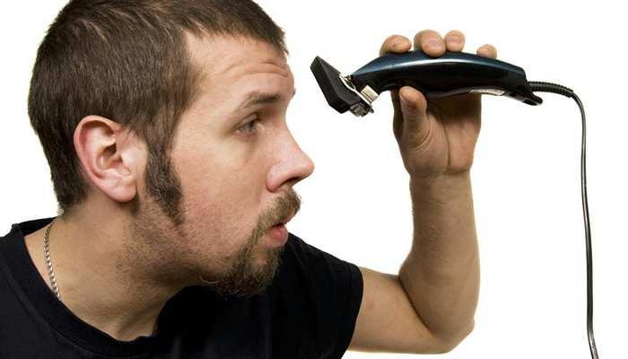 saç traşı