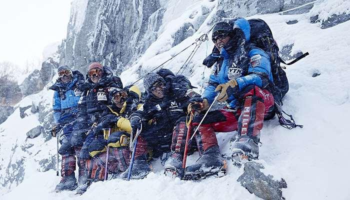 The Himalayas 2015