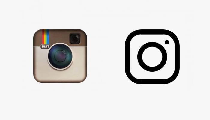 Instagram eski logo