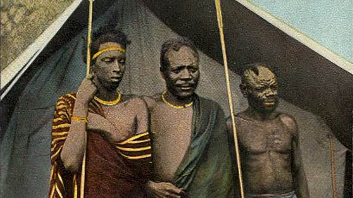 Tutsi, Hutu ve Twa