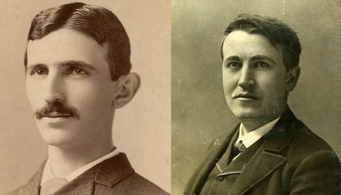 Tesla - Edison
